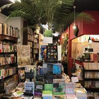 《全国ダーツの旅☆東京都》弥生坂 緑の本棚、緑の古書カフェのフルサービス