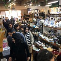 リユース店のモノココ、観光バス誘致で訪日客1万人