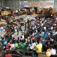 フジ・ジャパン・オークション 出来高500万、比の道具市 日系のサプライヤー増加