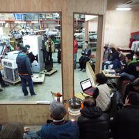 <進化する道具市>湘南オークション、落札記録をデジタル化