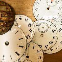パリミキ、アンティークのコラボ時計販売
