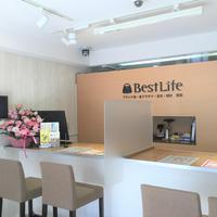 ベストライフ、カフェのような外観に刷新 地域のリユースの窓口を目指す