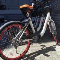 《SharingEconomy》オーシャンブルースマート、持ち帰り可能なシェア自転車 300円で1日乗り放題