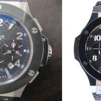 《ブランド時計真贋 Case.88》ウブロ ビッグバン ブラックマジック