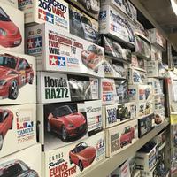 《Shop探訪》レオナルドET、車プラモデルの買取強化 「CtoCの影響小さい」