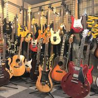 ユーズドネット、川越に中古ギター店 ジャパンヴィンテージなど400点
