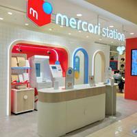 メルカリ、新宿マルイに初の実店舗