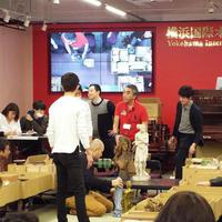 REGATE、骨董市 出来高3000万 横浜国際オークションと連携