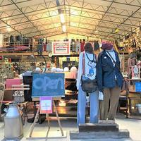 もったいない屋、300坪のテントにてリ店を開店「良質な残置物を販売」