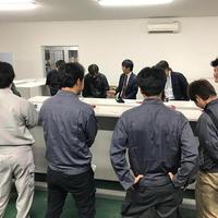 日本什器備品リユース業協会、「キャビネットの連結・レベリング」研修会実施