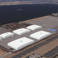 トライシクル、2万坪強のリユース拠点を千葉に開設「ReSACOリサイクルセンター」と命名