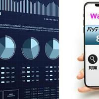携帯市場、AIでスマホのバッテリー劣化を診断・予測