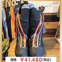 マウンガ、デザイン性と機能性が融合「マムートの登山ブーツ」が店頭高額商品No.1