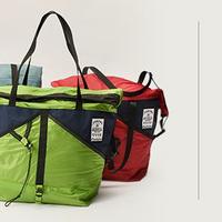 トレファク、不要テント製エコバッグをプレゼント
