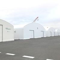 トライシクル、富津に敷地2万坪の再生施設完成