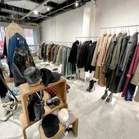 古着店のHAKUi、コロナ閉店から復活し「提案型店舗」下北に