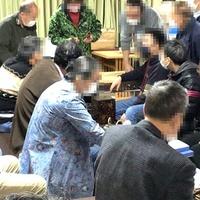 湘風会、太平殿を舞台に「美術・骨董競り」緊急事態宣言解除を受け再開