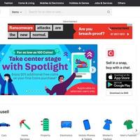 海外の2次流通、シンガポールで普及するフリマアプリ「手数料無料」で大人気