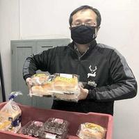 竹栄、加盟店は約180店「月額制の廃棄食品シェア」