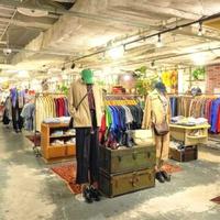 JAM TRADING、関東初店舗「古着屋JAM」180坪の大型店舗