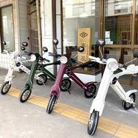 コルディス、観光名所で電動バイクのレンタルサービス