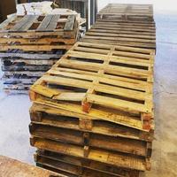SIL、廃材パレットを家具やキャンプ用品にアップサイクル