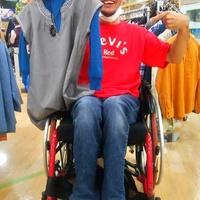 ふくる、障がい者が古着をコーディネート 障がい者にアルバイトの選択肢を