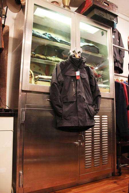 アメリカの冷蔵庫を改造したもの