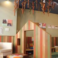 OSAGARI、北欧の森をイメージし子ども達と完成《第145回》