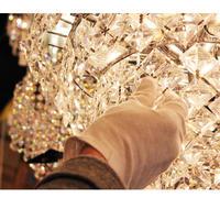 レッドロック/ラファイエット/ラ・シエネガ、シャンデリアの中古販売浮かび上がる灯りの美しさ《第163回》