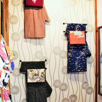 《繁盛店の店づくりVol.186》正絹の着物1点5400円 、本物の着心地を気軽に