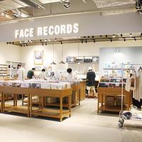 FTF、中古レコード店「FACE RECORDS」を宮下公園商業施設にオープン