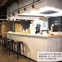 バトロコ、カードバトルしながらカフェで軽食「大型トレカ店オープン」